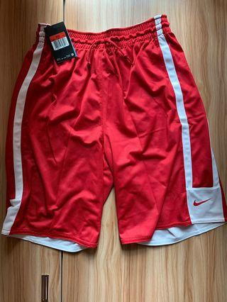 Nike basketball shorts 雙面籃球褲