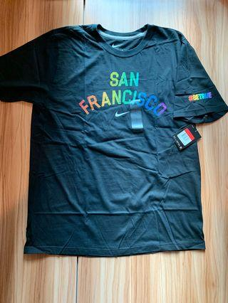 Nike Be True SAN Francisco tee