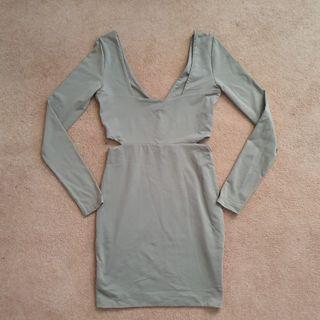KOOKAI Long Sleeve Mini Dress size 1