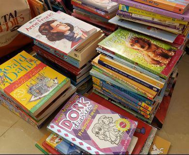 Children's Books at $10 each