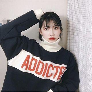 🚚 韓國高領衛衣