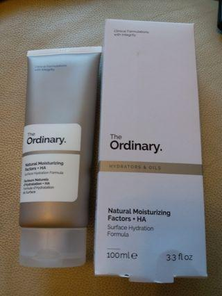 100ml The ordinary natural mosturing factor