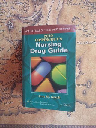 Lippincott's Drug Guide 2010