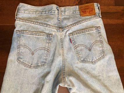 Levi's - Wedgie Fit Size 25