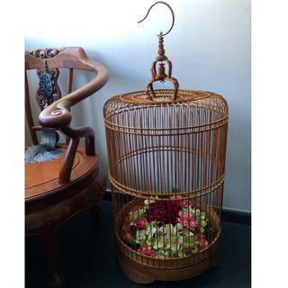 Chinese traditional bird cages