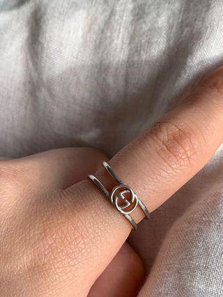 Gucci Ring - silver