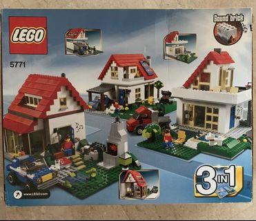 🚚 Lego 5771 Creator Hillside House