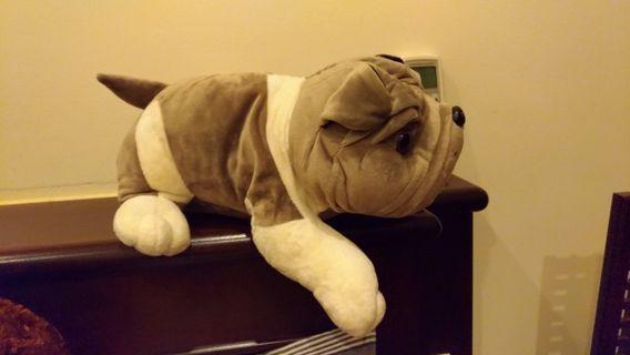 🚚 French bulldog soft toy