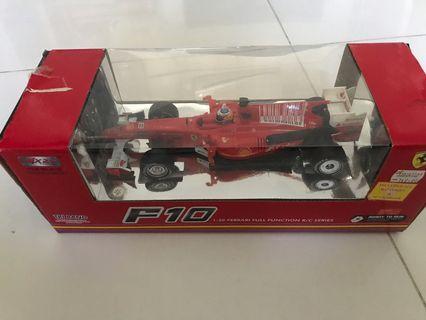 Ferrari F10 . 1:20 跑車