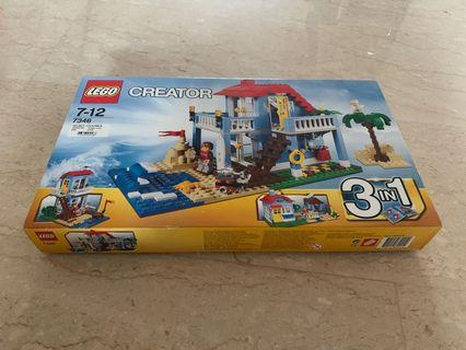 Lego 7346 Creator Seaside House