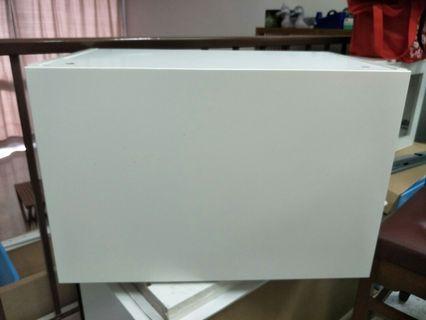 IKEA custom made wall mount cabinet (new)