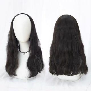 Instocks Black hair extensions/ premium quality