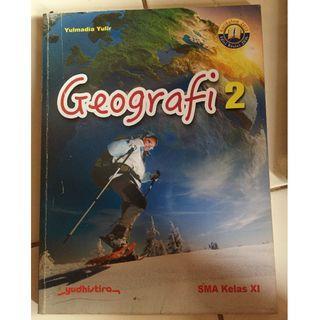 Buku geografi kelas 11