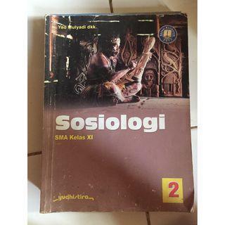 Buku Sosiologi kelas 11