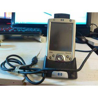 HP iPaq H2200 PocketPC 2003 with FA109A USB Cradle & WPD-11FH Wireless Card