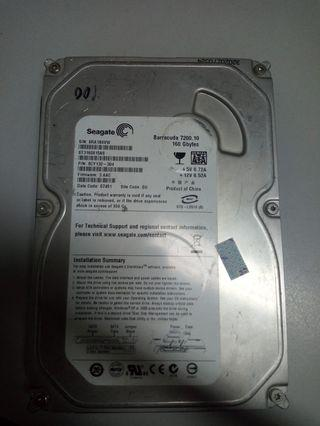 Hard Disk 160GB