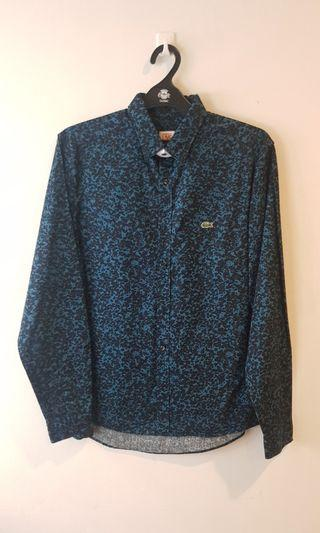 Lacoste LIVE! Pattern shirt
