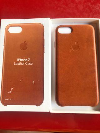 iPhone 7/8 Original Leather Case