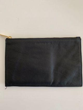 Country Road Leather Pouch