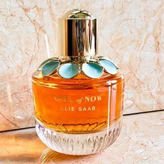 Elie Saab Girl Of Now Eau de Parfum, 50ml perfume bottle