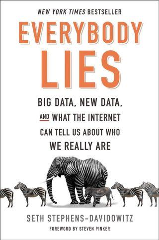Everybody Lies: Big Data, New Data, and What the Internet Can Tell Us About Who We Really Are E-Book (PDF / Mobi / epub version) 電子書