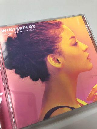 Winterplay Songs for colored love CD
