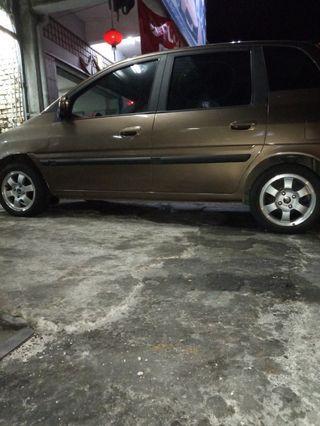 Matrix 1.8 auto 2003
