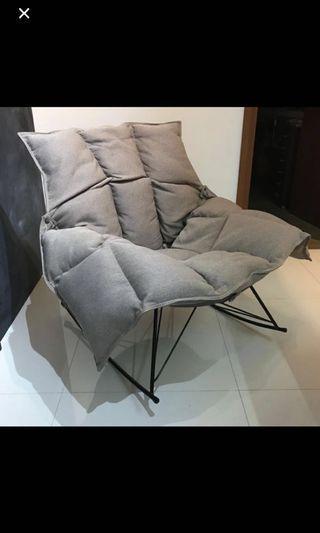 Rocking Lounge Chair (set of 2)
