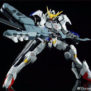 MJH HIRM Barbatos 6th & 4th form gundam