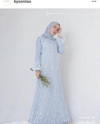 Gamis Najla dress