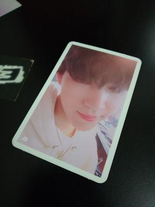 GOT7 JB Photocards
