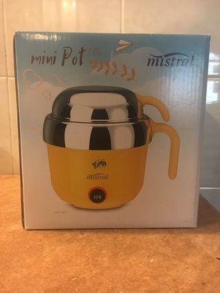 🚚 Mini pot