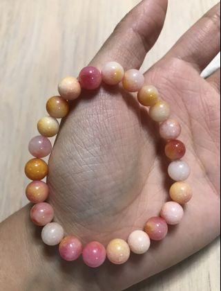 🚚 蜜桃玉Bracelet
