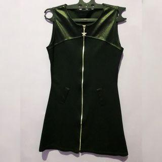 Preloved zipper dress