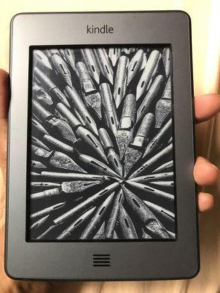 🚚 Kindle touch