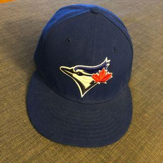 Blue Jays Wide Flat Brim Baseball Hat
