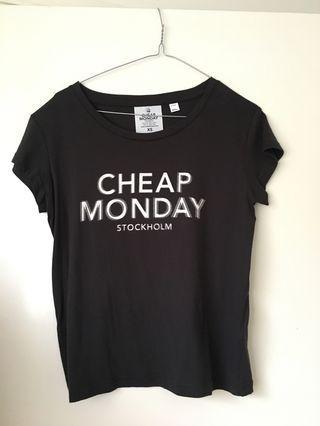 Cheap Monday Logo T shirt