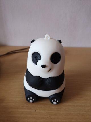 🚚 We bare bear panda portable charger