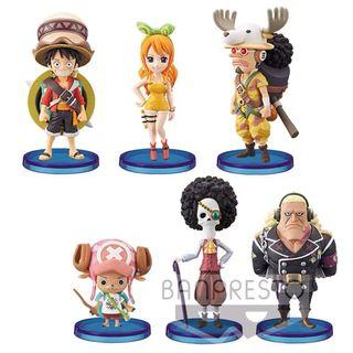 One piece WCF Stampede vol1