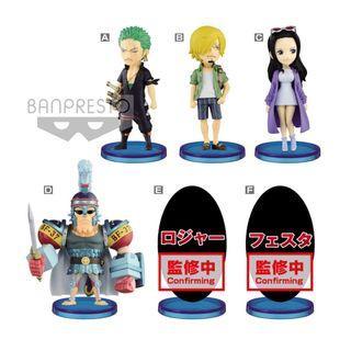 🚚 One Piece WCF Stampede vol2