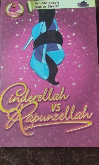 Cinderellah vs Rapunzellah by AIN MAISARAH