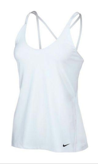 BNWT Authentic Nike Cross Back Gym Top