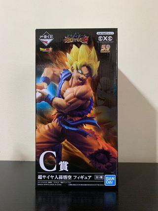 Ichiban Kuji Dragon Ball Super Warriors Battle Prize C