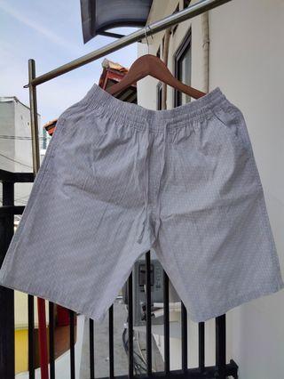 Celana Pendek: NEVADA Men's Short Grey - Size M
