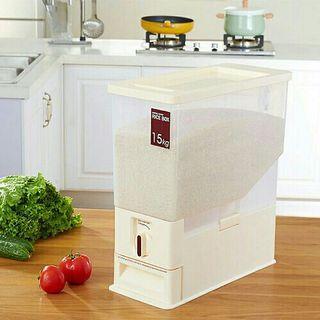 💗FlexC Rice Dispenser 15kg💗
