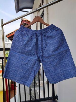 Celana Pendek: NEVADA Men's Short Blue - Size M