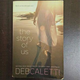 The Story of Us : Debcaletti