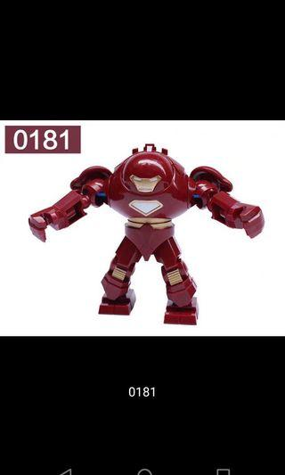 Lego Compatible Hulkbuster
