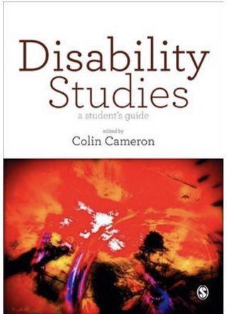 🚚 Disability Studies