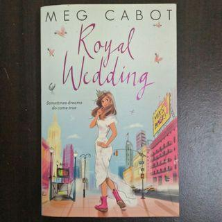 Royal Wedding : Meg Cabot